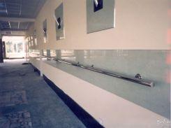 Металлические перила для инвалидов на заказ