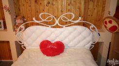 Эксклюзивная кованая кровать